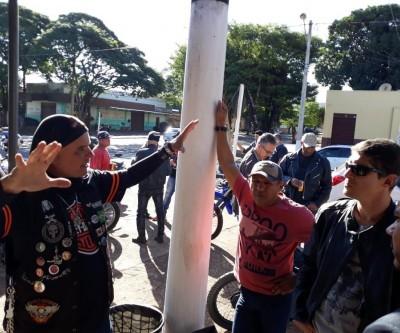 Motoclubes de MS cobram combate ao cerol e linha chilena