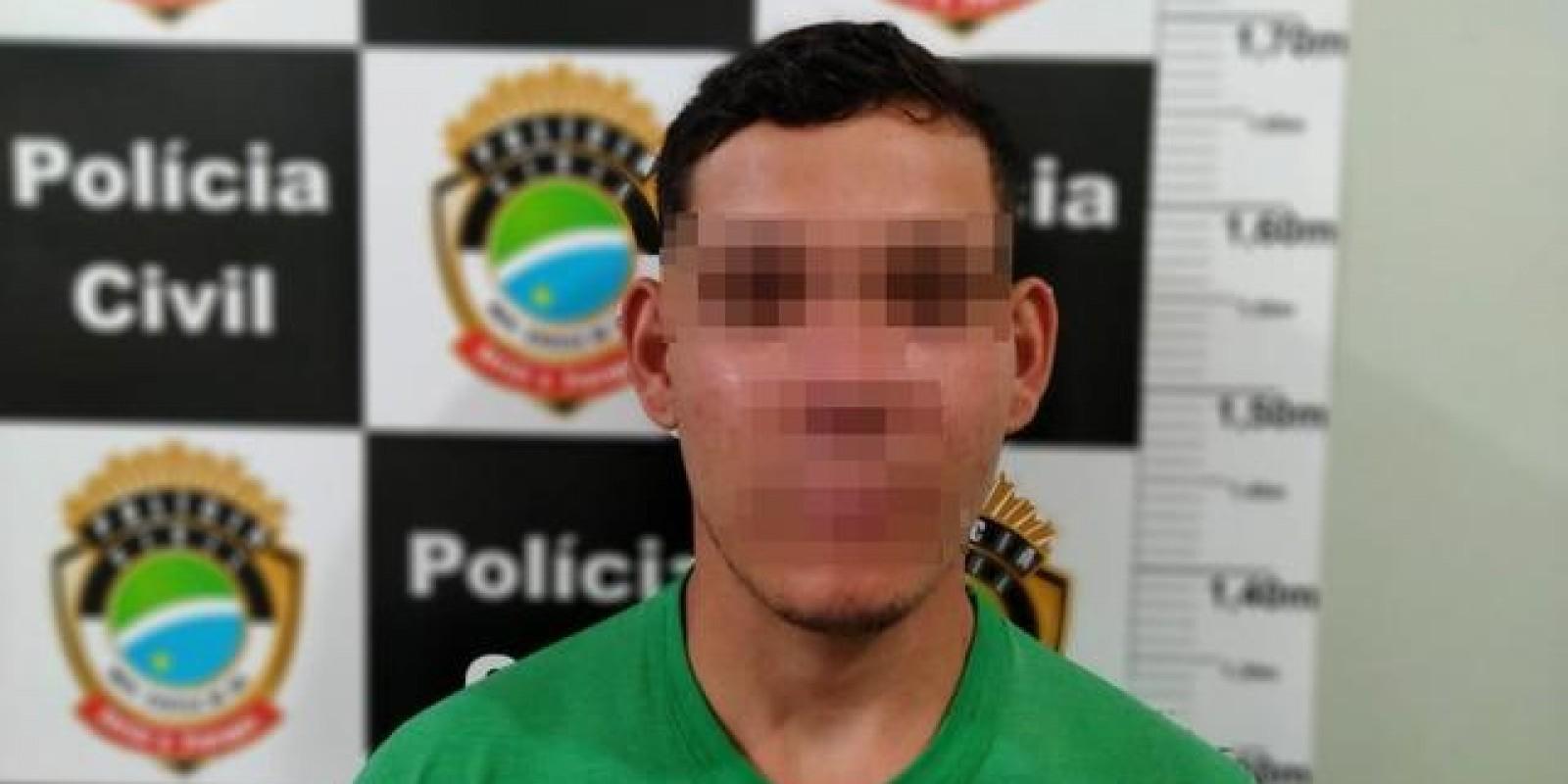 Polícia Civil identifica e prende incendiário que atacou ônibus e caminhonete em Três Lagoas