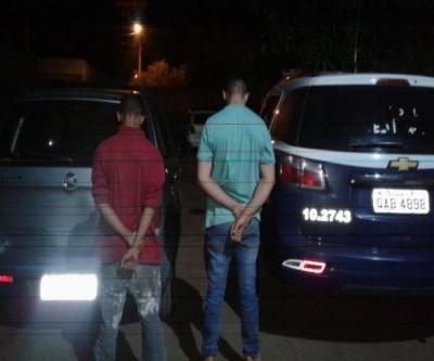 Polícia Militar de Selvíria recupera carro roubado em Brasília