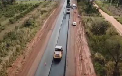 Recuperação dá vida nova à BR-262 e faz a estrada se despedir do apelido de Rodovia da Morte