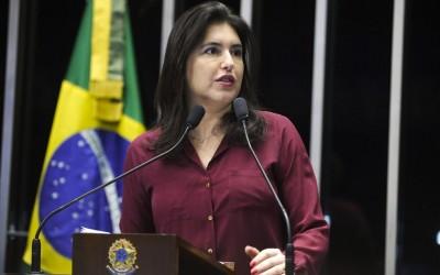 Reforma Tributária pode ser votada na CCJ em setembro, estima Simone Tebet
