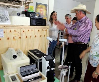 Saúde de Três Lagoas investe na compra de equipamentos para consultórios de Oftalmologia