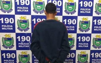 Se passando pelo irmão, foragido do semi-aberto é preso no Vila Guanabara
