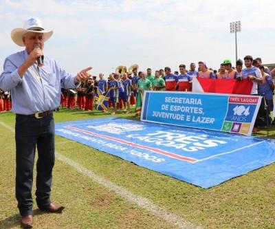 Copa Assomasul em Três Lagoas segue para a fase semifinal
