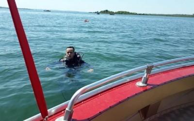 Busca por empresário desaparecido do rio Sucuriú foi retomada às 5h desta segunda-feira