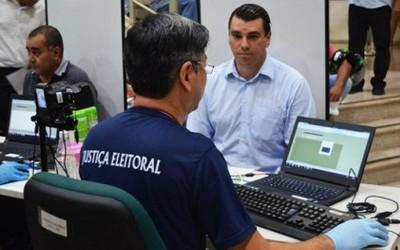 Cartório Eleitoral de Três Lagoas volta a fazer o cadastro de biometria