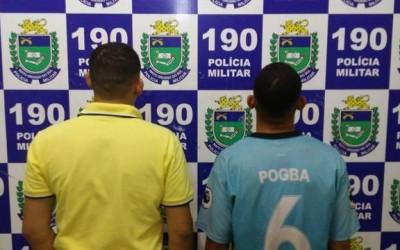 Dupla é detida por tráfico de drogas na Vila São João em Três Lagoas