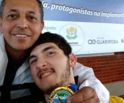 Paratleta de Três Lagoas é convocado para Seleção Brasileira de Bocha Paralimpica