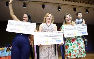 Professores de Três Lagoas participam do 2º Prêmio Professor da Infância