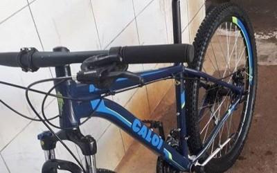 Vamos ajudar a internauta Rafaela Rezende a encontrar sua bicicleta