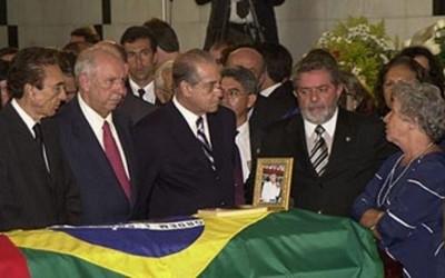 Morte do senador Ramez Tebet completa 13 anos