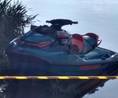 Acidente: Jovem atingida por jet ski procura polícia para denunciar que piloto estava embriagado