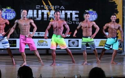 Atleta três-lagoense fica no top 2 em competição de fisiculturismo