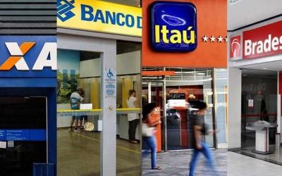 Bancos vão abrir aos sábados ou após o horário normal de funcionamento para renegociar dívidas