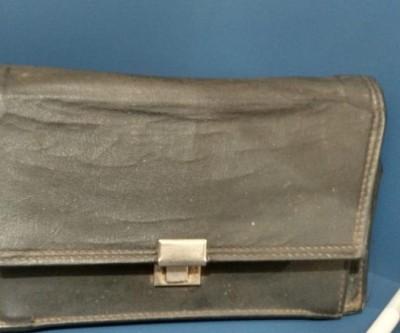 Bolsa com diversos documentos importantes é encontrada na praça Senador Ramez Tebet