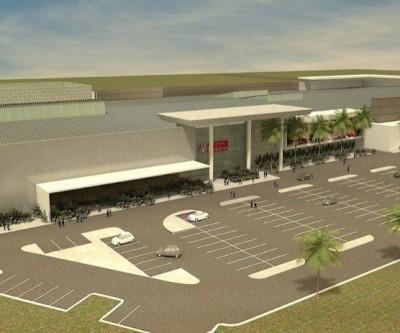 Inauguração: Shopping  terá Papai Noel e árvore de natal de 8 metros