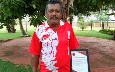 Newton Cesar Barrios, Sargento da reserva do Corpo de Bombeiros, falece em Campo Grande