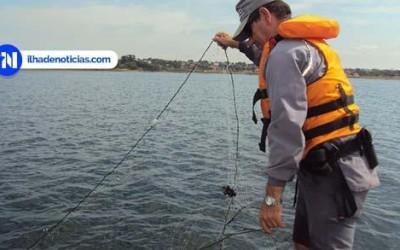 Piracema começa e proíbe pesca de espécies nativas no reservatório de Ilha Solteira