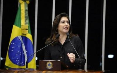 Simone ameaça sair do MDB: 'partido virou fiador da corrupção'