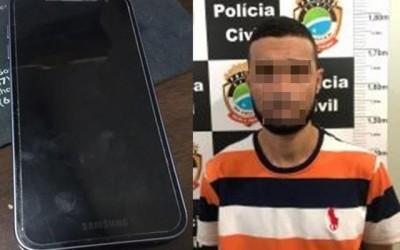 Celular furtado é recuperado pela Polícia Civil de Três Lagoas