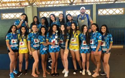 Atletas Três Lagoas conquistam bronze no Campeonato Estadual de Handebol feminino