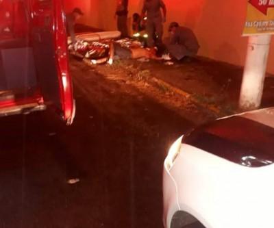 Homem fica ferido após briga com facões em Araçatuba