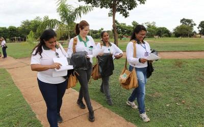 Saúde promove caminhada de conscientização contra a dengue nesta quinta-feira