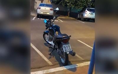 Moto é furtada em condomínio de Três Lagoas