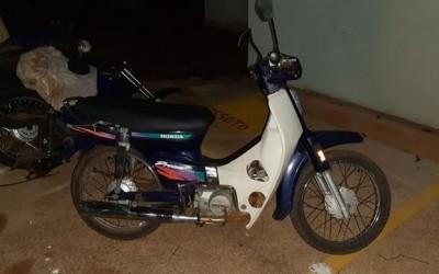 Ação conjunta da polícia resulta na recuperação de duas motos furtadas