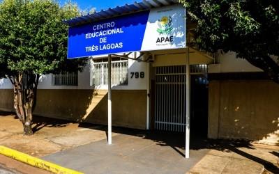 APAE de Três Lagoas recebe um milhão e meio da Prefeitura para ajudar na folha de pagamento dos funcionários