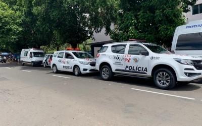 Homem invade hospital de Araçatuba e tenta matar paciente a tiros