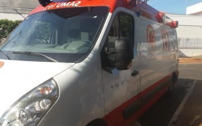 Idoso morre após colisão frontal entre motos, perto do Jupiá