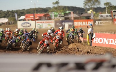 Marcada data para Três Lagoas receber etapa do Brasileiro de Motocross