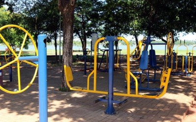 Prefeitura orienta população sobre uso inadequado das academias ao ar livre