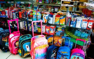 PROCON-TL realiza pesquisa de preços de material escolar