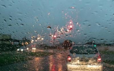 Tempo terá céu nublado e há previsão de chuva no período da tarde e noite em Três Lagoas