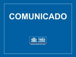 Prefeitura emite comunicado sobre início das aulas da Rede Municipal