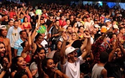 Carnaval de Três Lagoas atraiu pessoas de cidades vizinhas
