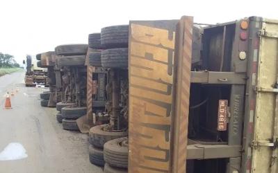 Rodovia da Morte: Abandono em estrada de MS causa mais um grave acidente
