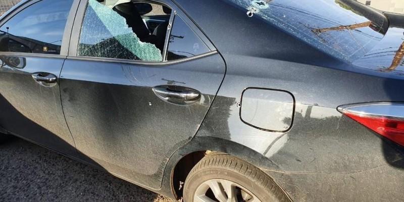 Deputado que sofreu atentado afirma que revidou após carro ser atingido