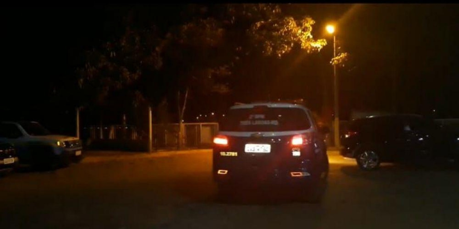 Homem é preso após agredir outro na saída de festa em Três Lagoas