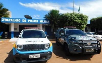 Ladrões não descansam nem na segunda-feira, PM registrou vários furtos na área urbana e rural