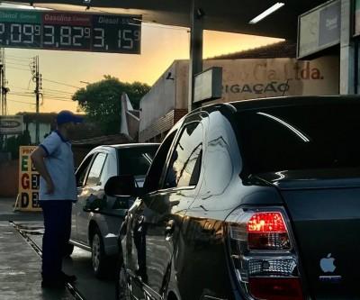 Álcool por R$ 2,09: Diferença no preço de combustível de MS para SP chega a R$ 1,36 o litro