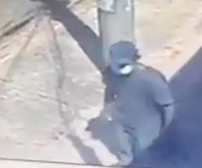 Ladrão usa máscara cirúrgica para furtar carro em Campo Grande-MS