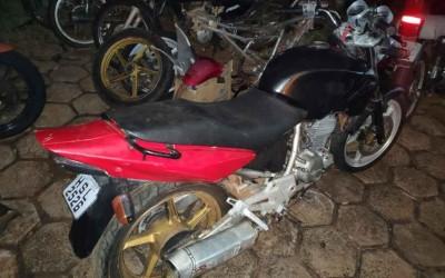 Comprou moto por 'quinhentão' e nem desconfiou que era roubada