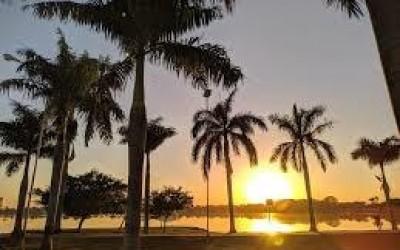 Sem previsão de chuva, semana começa com calor de até 37ºC em Três Lagoas