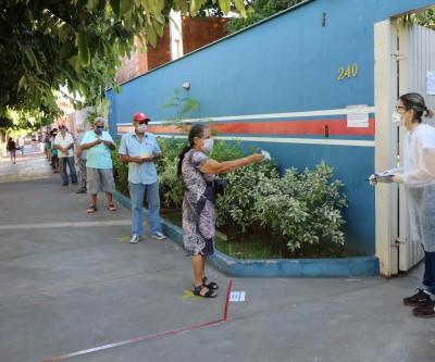 Vacinas contra gripe acabam no primeiro dia de campanha em Três Lagoas