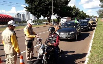 Justiça de Campo Grande proíbe carreatas e passeatas durante pandemia do coronavírus