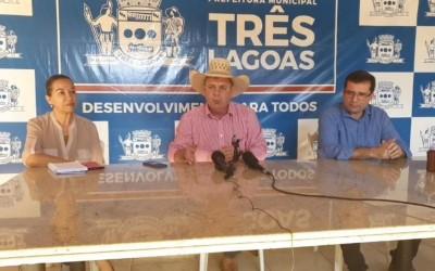 Prefeitura de Três Lagoas confirma primeiro caso de coronavírus no município
