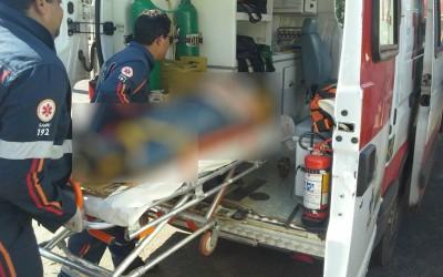 Condutor de Shineray tem moto apreendida após acidente